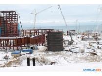 Отгрузка на Сахалинскую ГРЭС-2